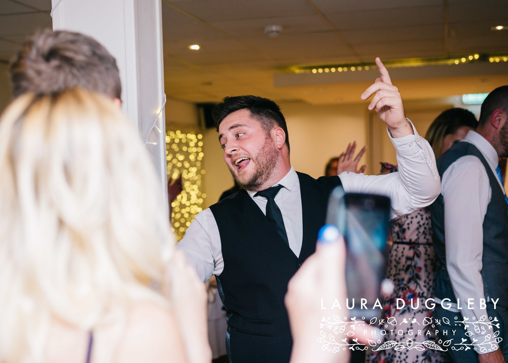 Accrington Wedding Photographer - Sparth House Hotel27