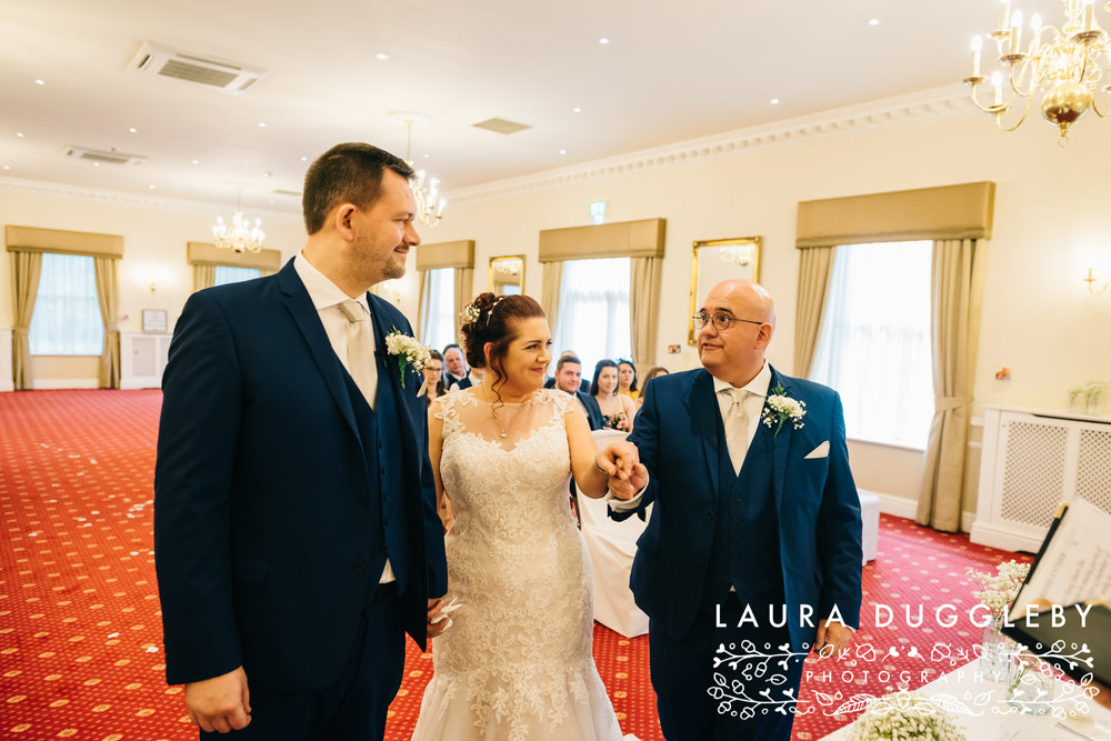 Preston Wedding Photographer at Farington Lodge Hotel3