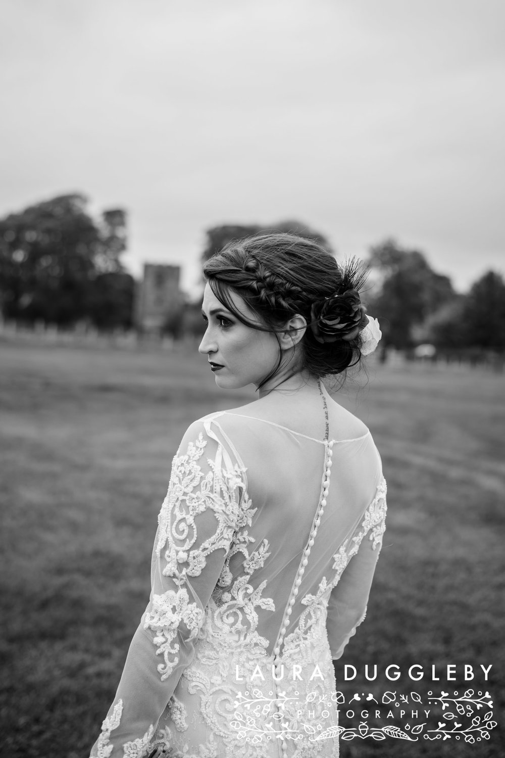Skipton Wedding Photographer - Thornton Hall Country Park Wedding Photographer3