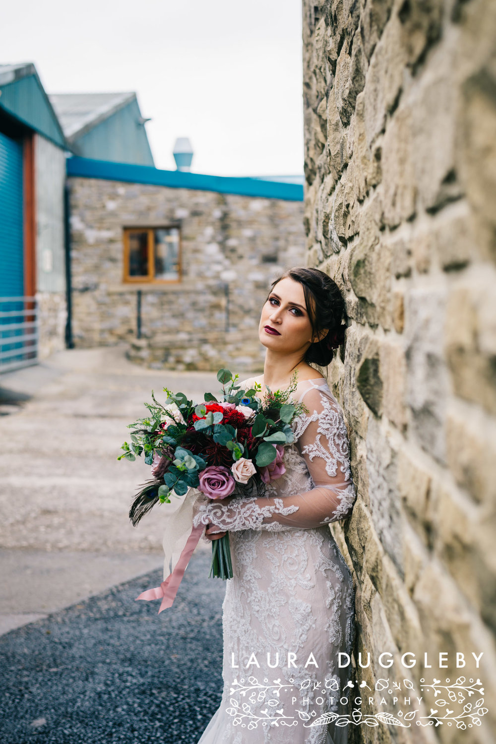 Skipton Wedding Photographer - Thornton Hall Country Park Wedding Photographer14