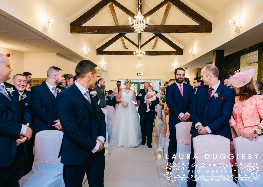 Gisburn Stirk House Wedding Photographer7