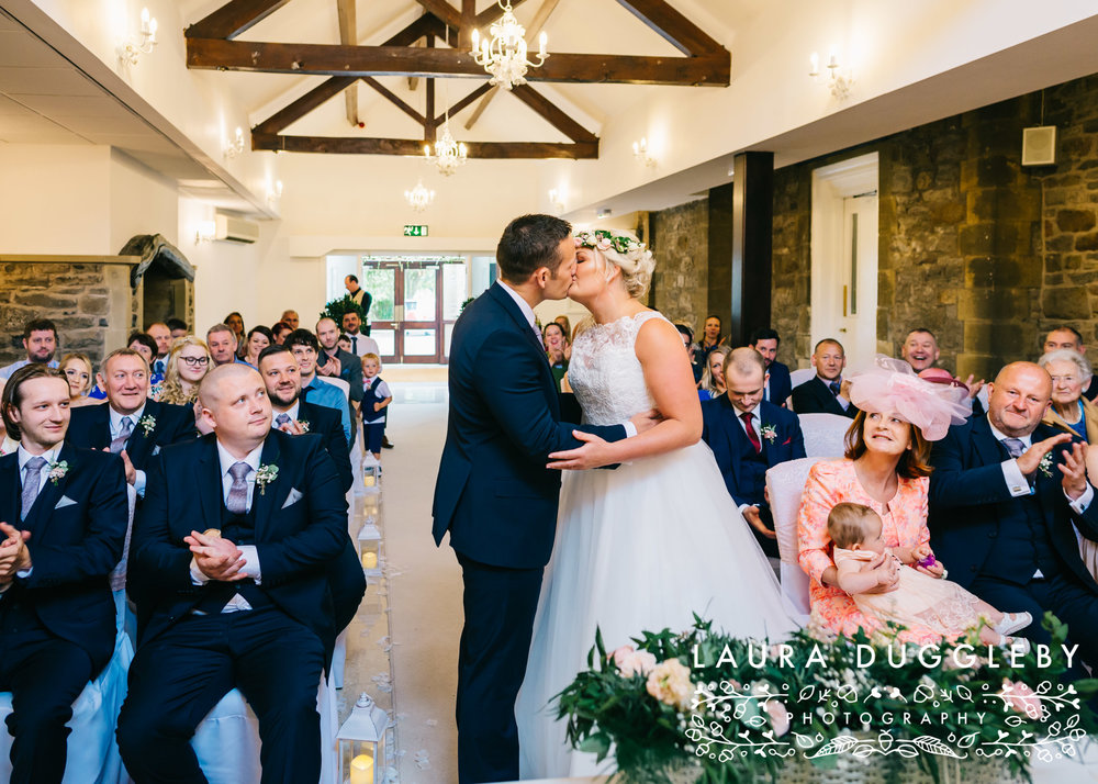 Gisburn Stirk House Wedding Photographer9
