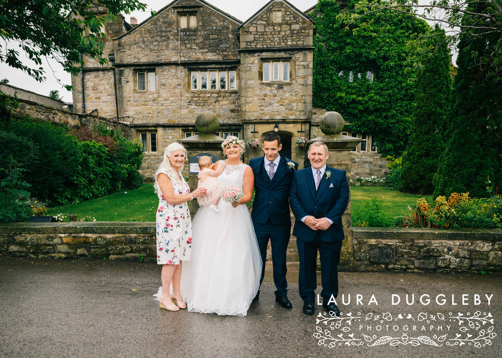 Gisburn Stirk House Wedding Photographer10