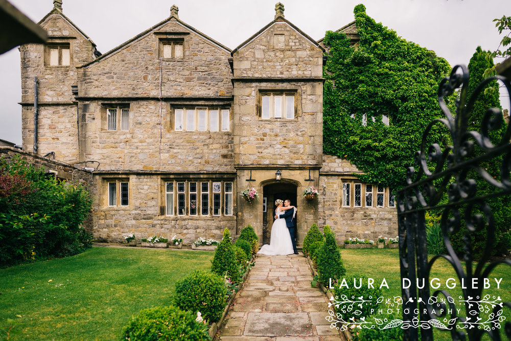 Gisburn Stirk House Wedding Photographer15