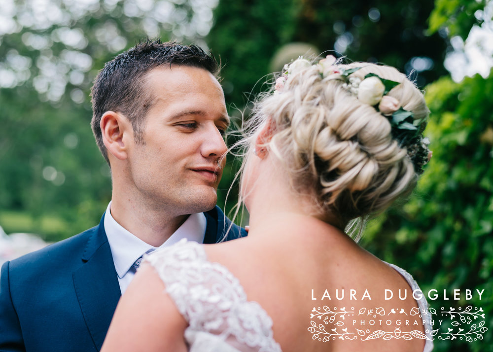 Gisburn Stirk House Wedding Photographer17