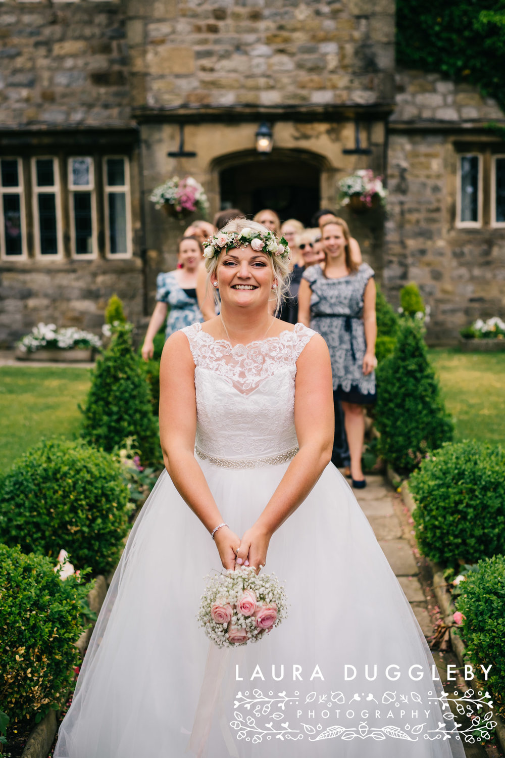 Gisburn Stirk House Wedding Photographer19