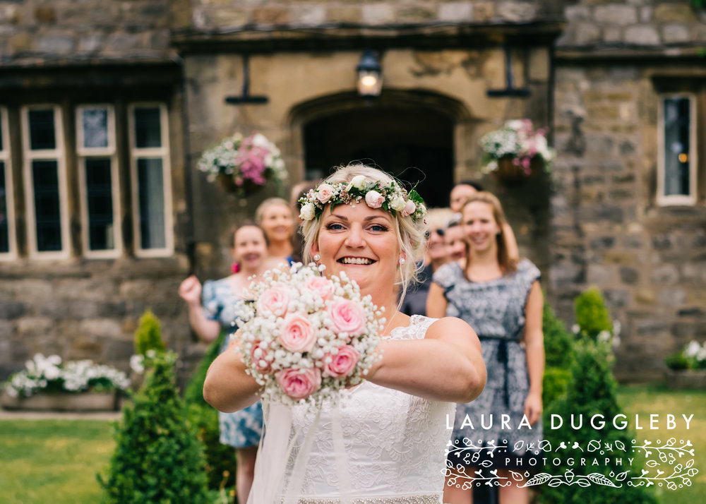 Gisburn Stirk House Wedding Photographer20