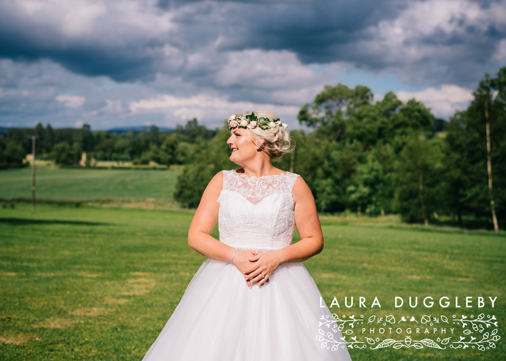Gisburn Stirk House Wedding Photographer18