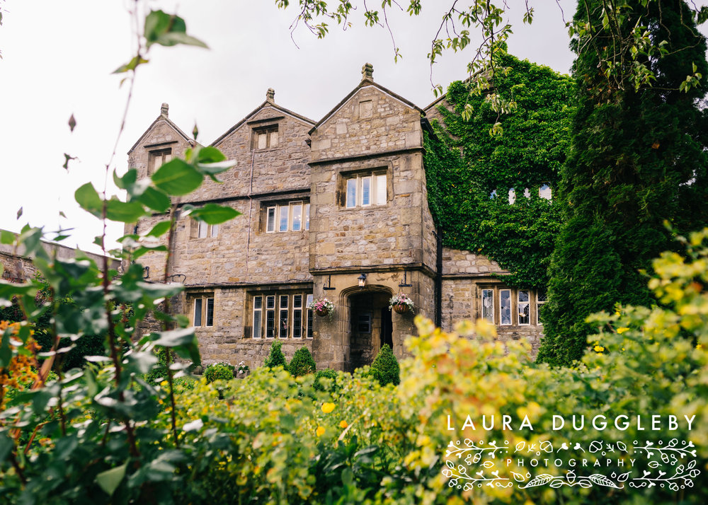 Gisburn Stirk House Wedding Photographer