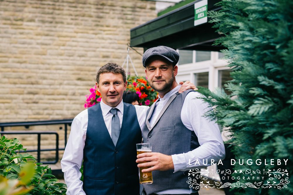 Darwen Wedding Photographer - Whitehall Hotel
