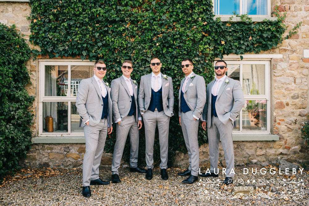 The Fig House Middleton Lodge Wedding Photographer