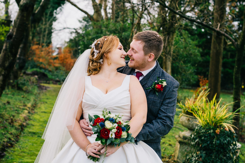 sparth house wedding - lancashire wedding photographer