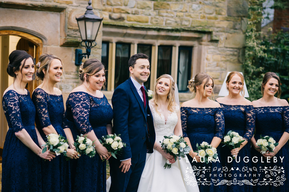 Stanley House Hotel Natural Wedding Photographer
