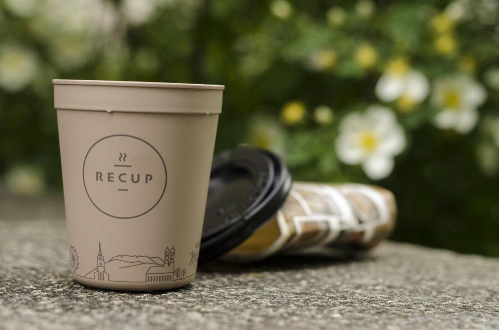Kunststoffe - Wieso ist der RECUP aus Polypropylen (PP)?