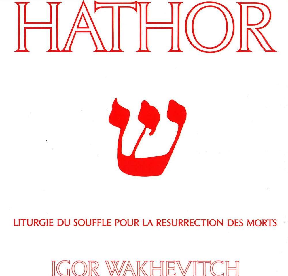 """HATHOR"" (Atlantic Records)"
