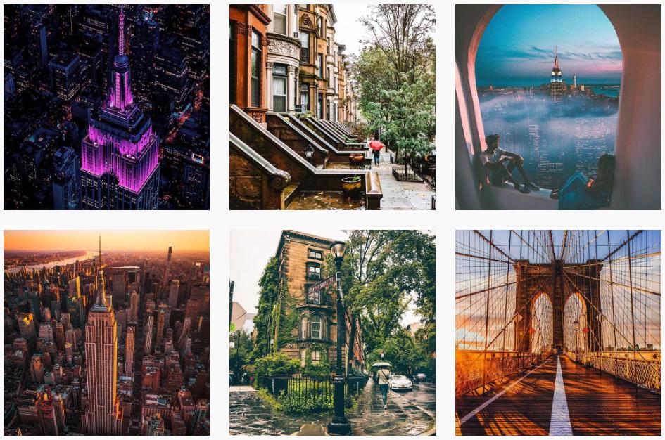 New York Travel Community