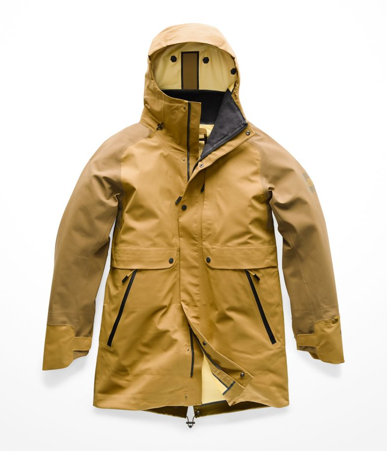 The North Face Techwear Tan Jacket.png