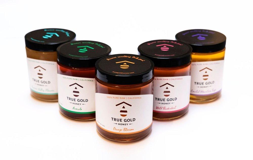 Photos courtesy of  True Gold Honey