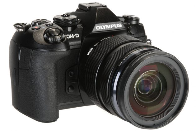 OLYMPUS OM-D E-M1 Mark II -
