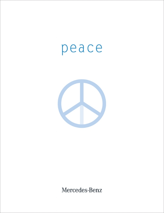 mercedes-peace