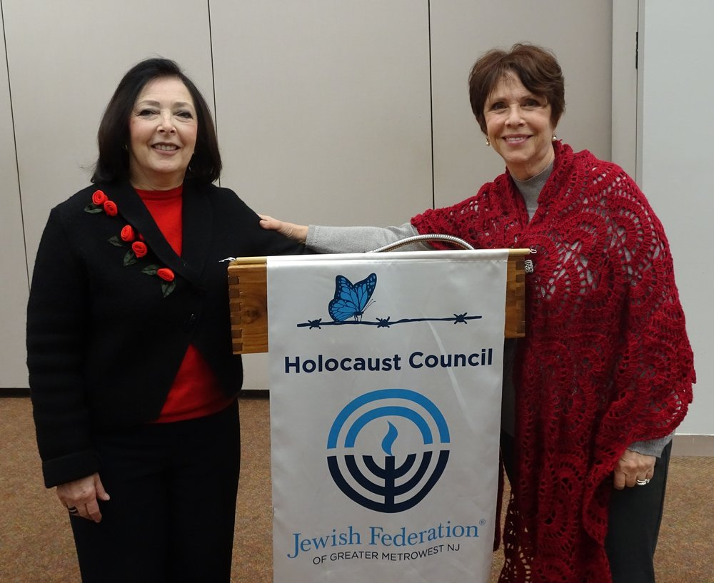 Barbara Wind, Director of the Holocaust Council of Greater Metrowest, Whippany, NJ