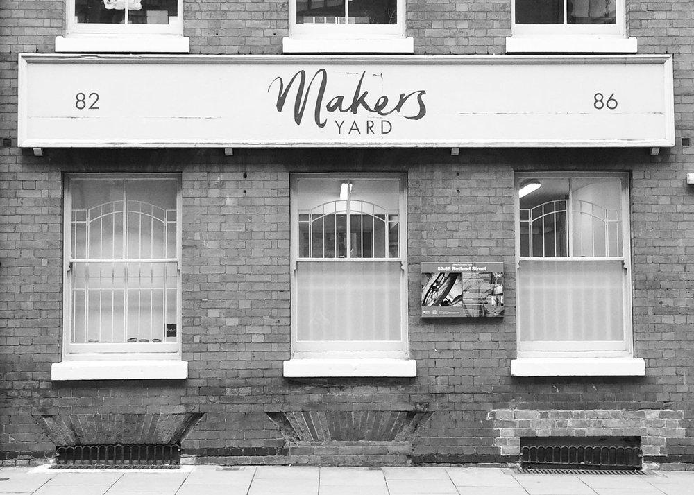 MAKERS YARD, 84 RUTLAND STREET, LE1 1SB