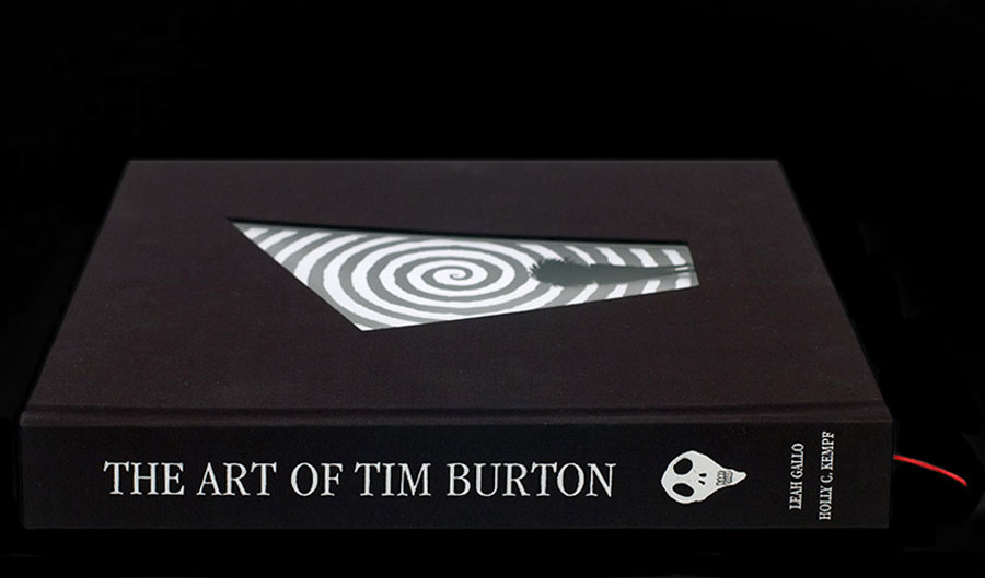 The Art of Tim Burton - Writer, Editor© 2009 Steeles Publishing, Inc. 2012 DIY Book Festival Award Winnerhttp://www.steelespublishing.com/standard-edition/