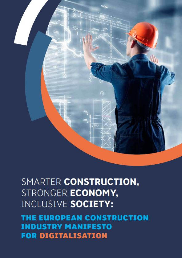 European Construction Industry Manifesto for Digitalisation -