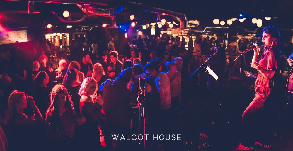 Bronte's last appearance at Walcot House was a sell out!