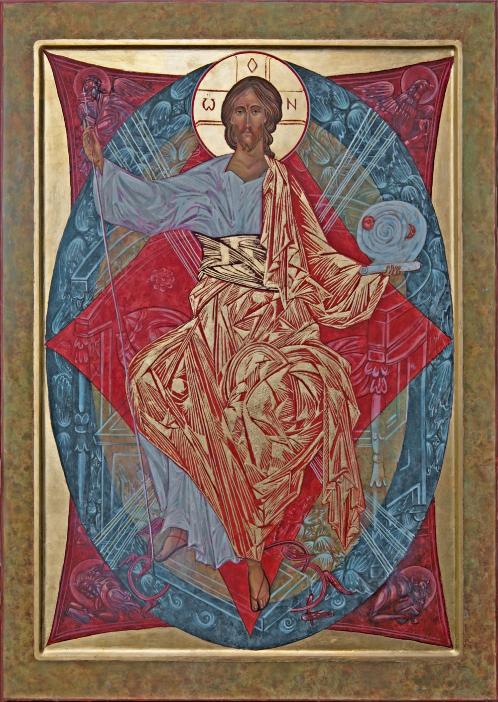 christ in glory by ann welch.jpg