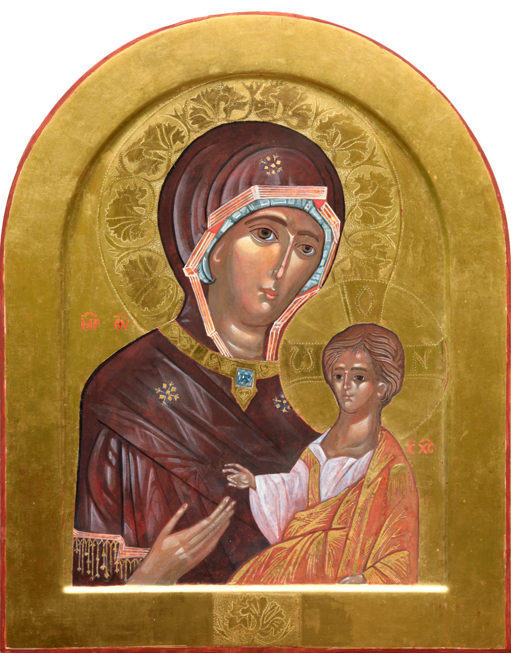 virgin of sumela ann welch.JPG