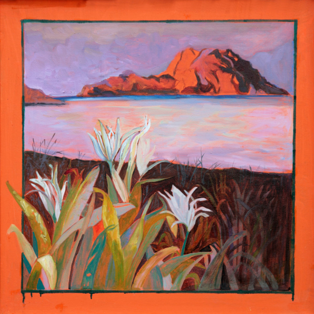 the sand lillies by ann welch.JPG