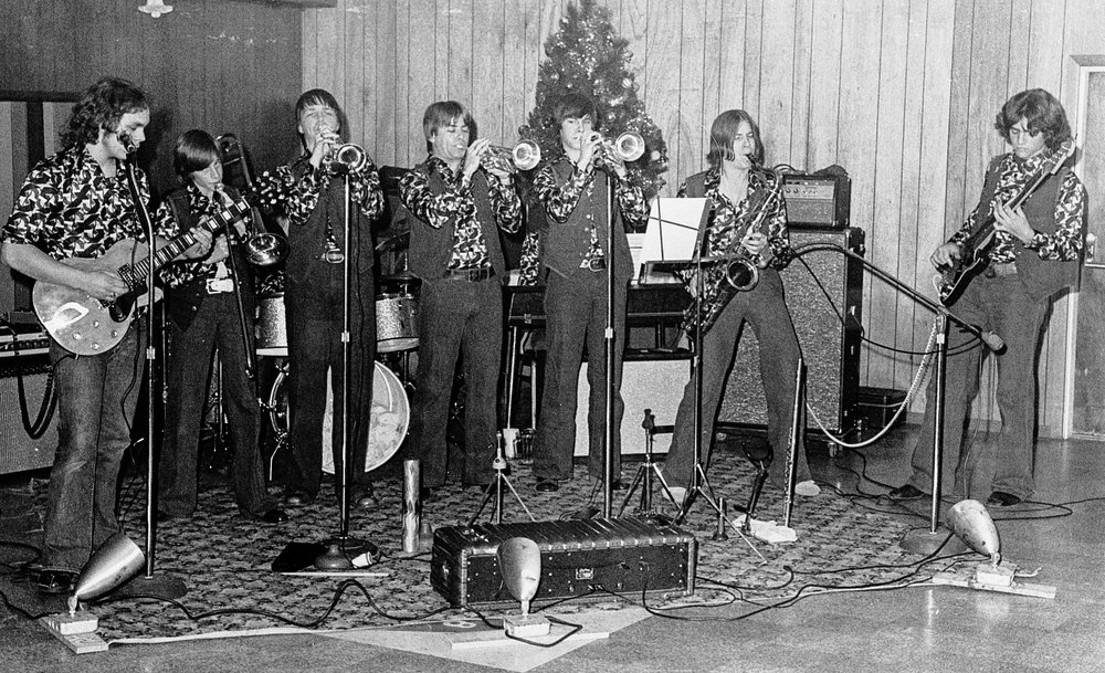 PLUS 1 • Tom's Highschool Ensemble • Dec 1974