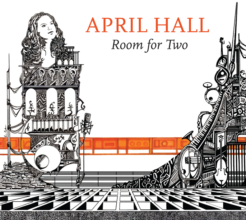 Room For Two - April Hall