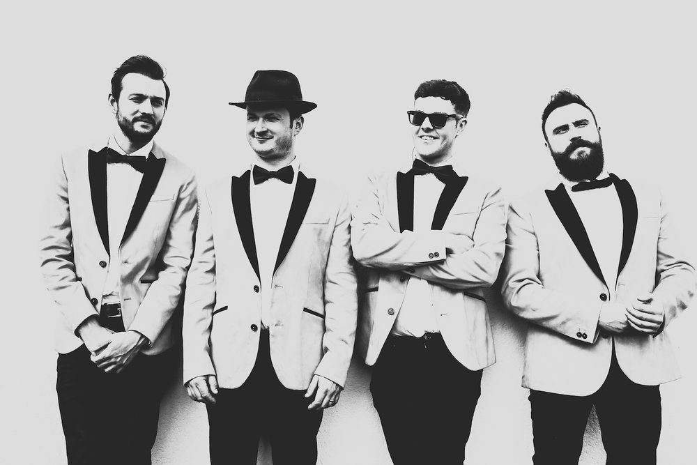 24K wedding band at Stradey Park Hotel