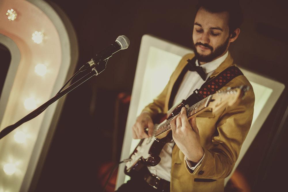 david guitar wedding music wales
