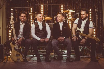 Audio Sugar - Wedding Bands South Wales