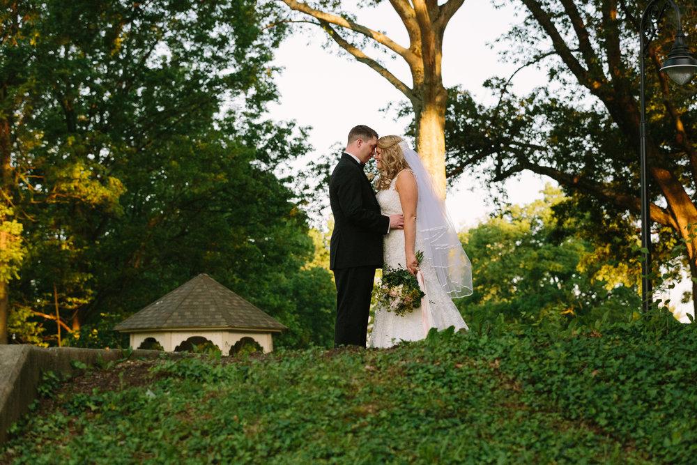 St Clare Chapel Wedding Photographs