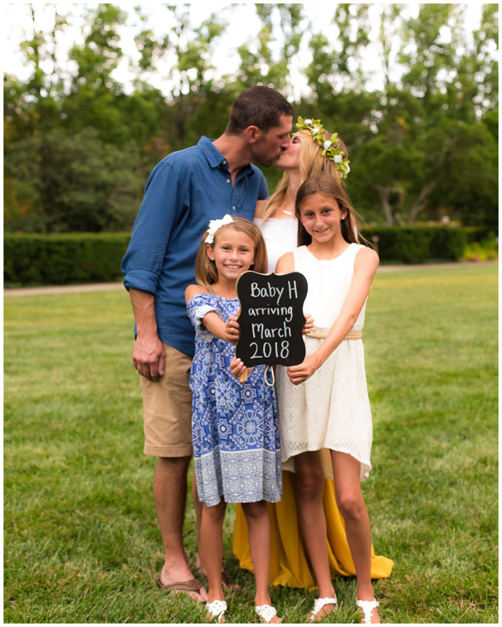 Ault Park Family Session