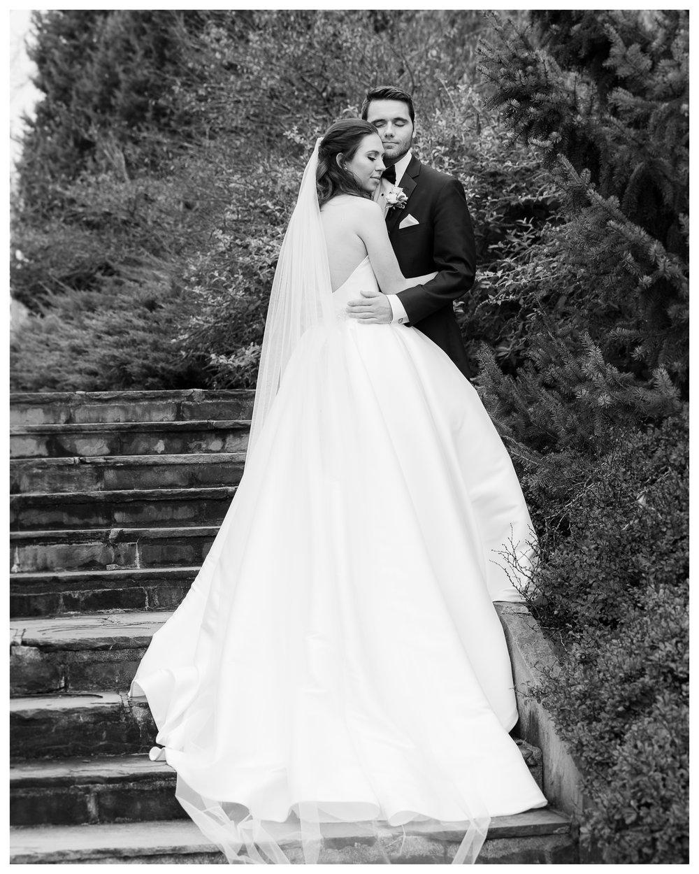 Alms Park Wedding