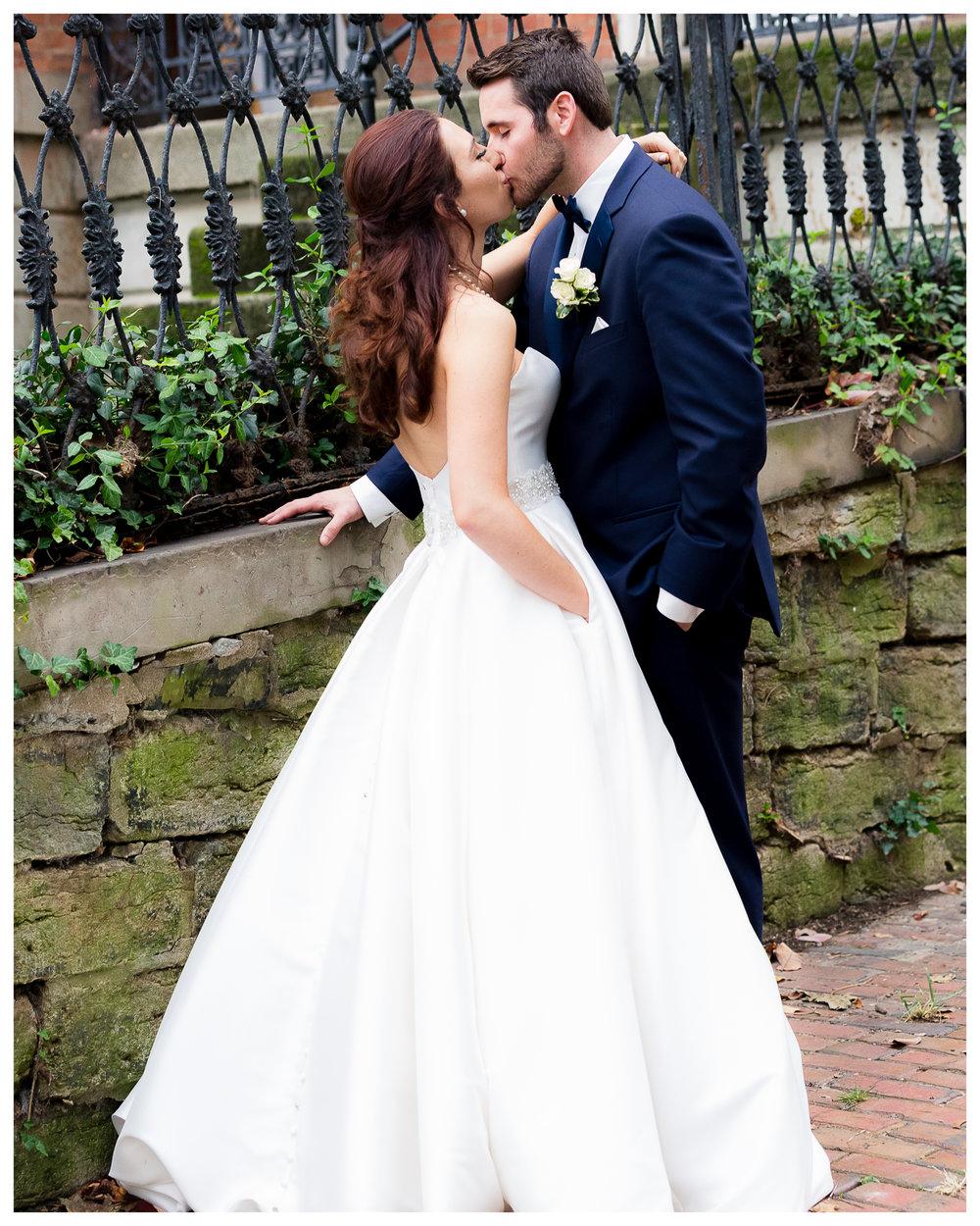 George Rogers Clark Park Wedding