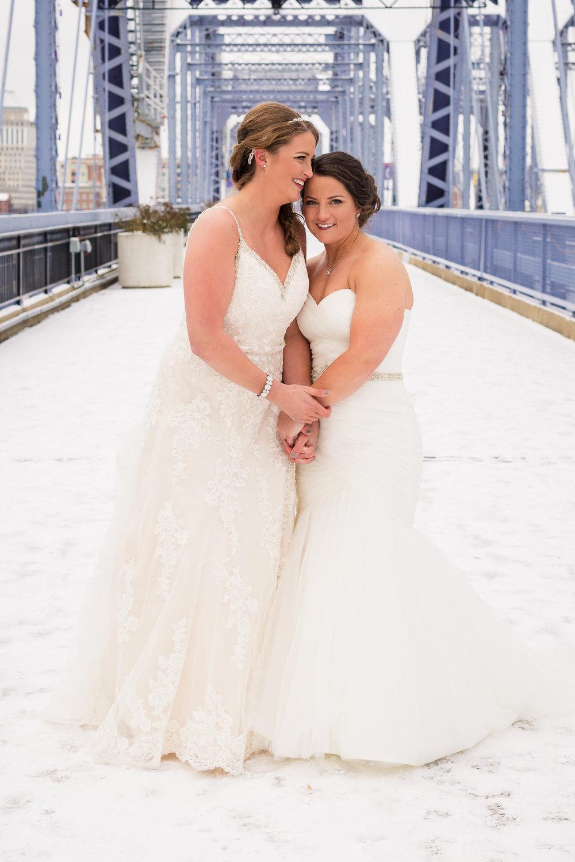 Newport Kentucky Wedding