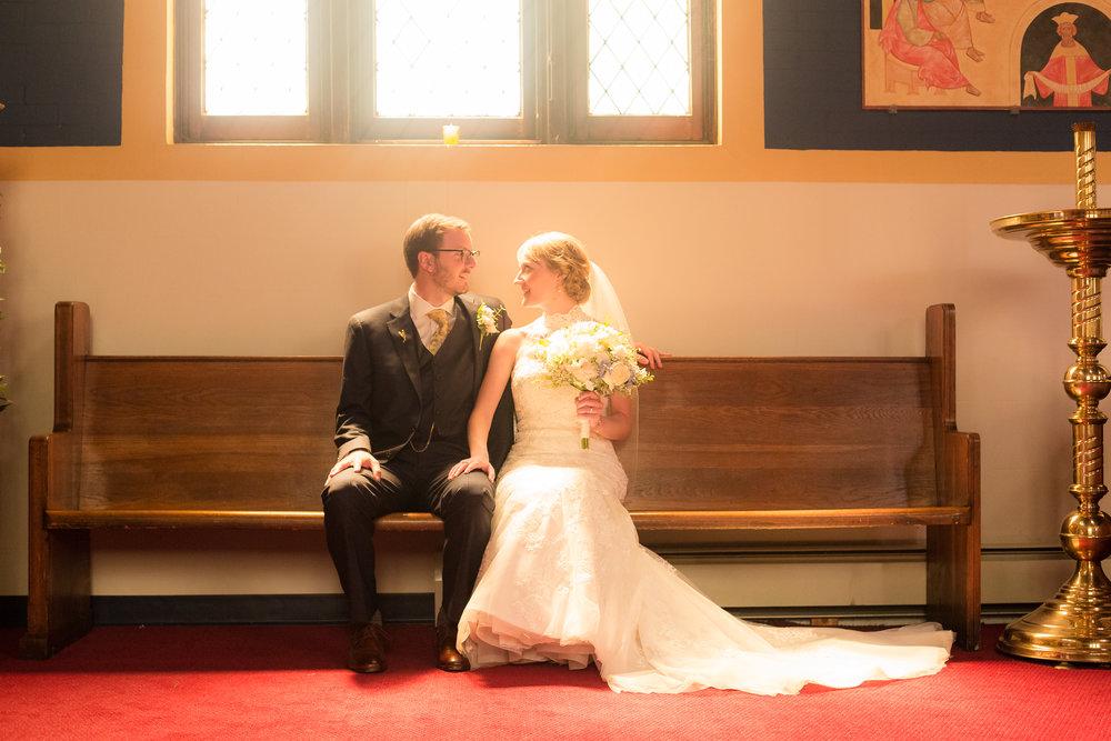 Church Wedding Photographs
