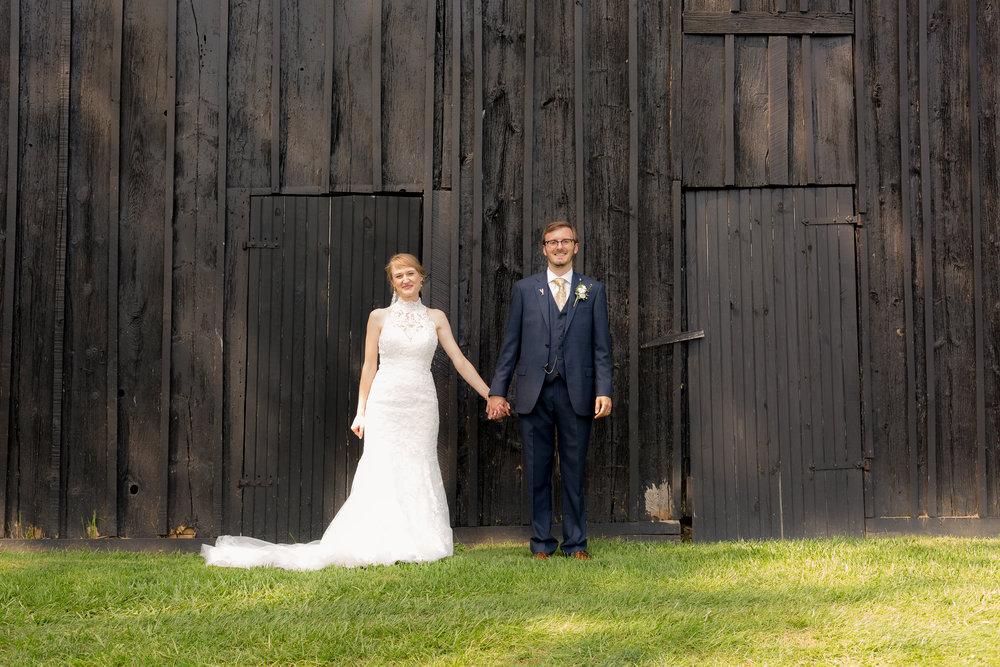 Cincinnati Barn Wedding