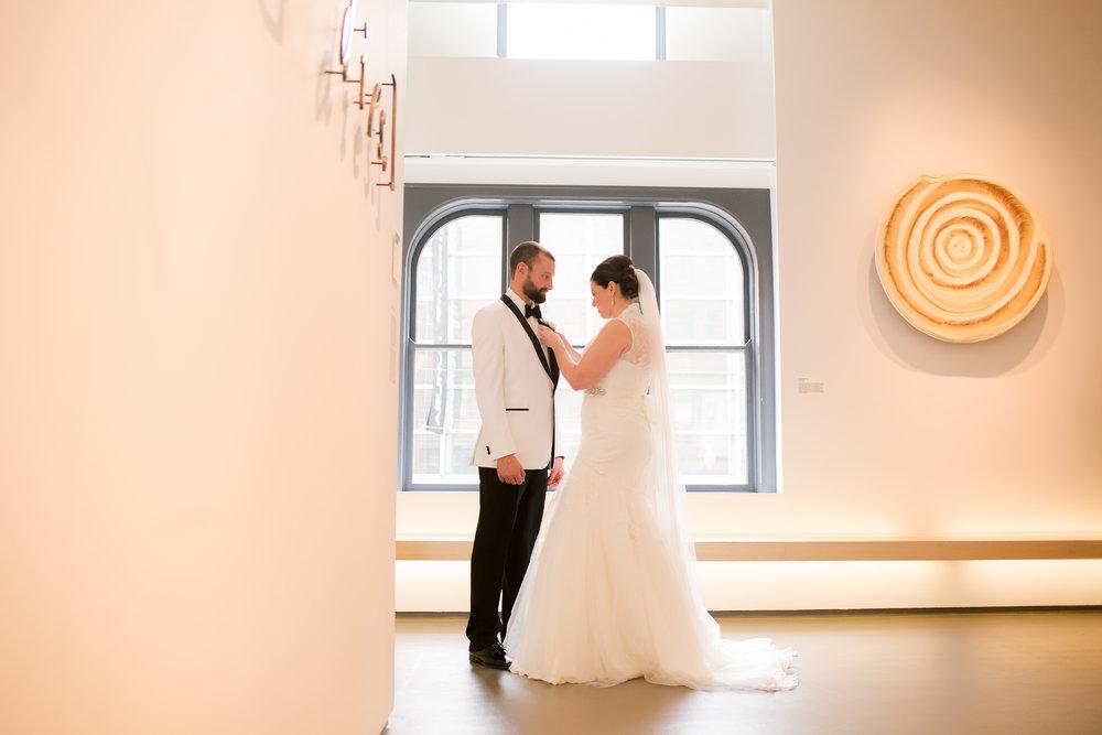 21c Hotel Wedding