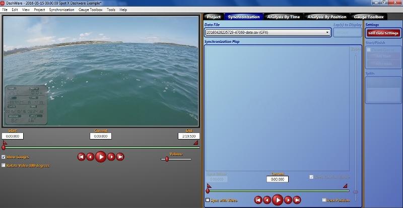 Spot X Blog Dashware Sync