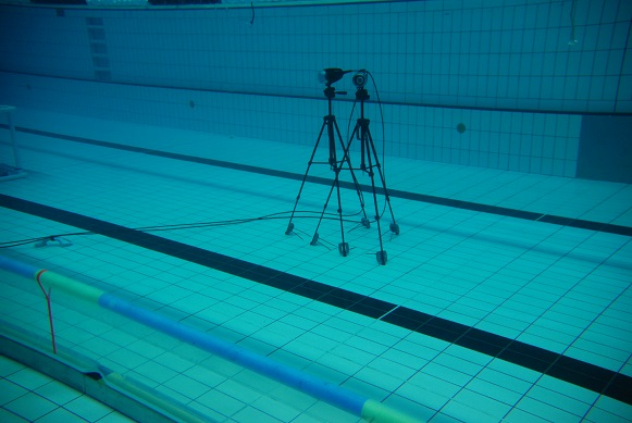 Spot X Squid Underwater Hockey Dual Centre Cameras