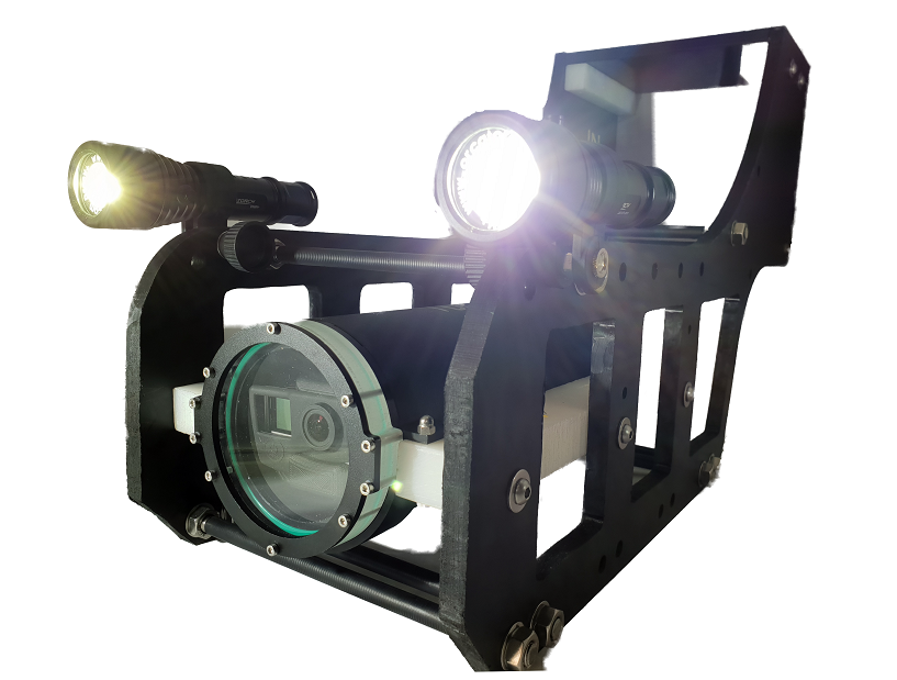 Deepwater drop camera GoPro