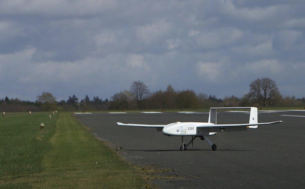 The Spinning Bird, Drone, UAV, Damien Chatard.
