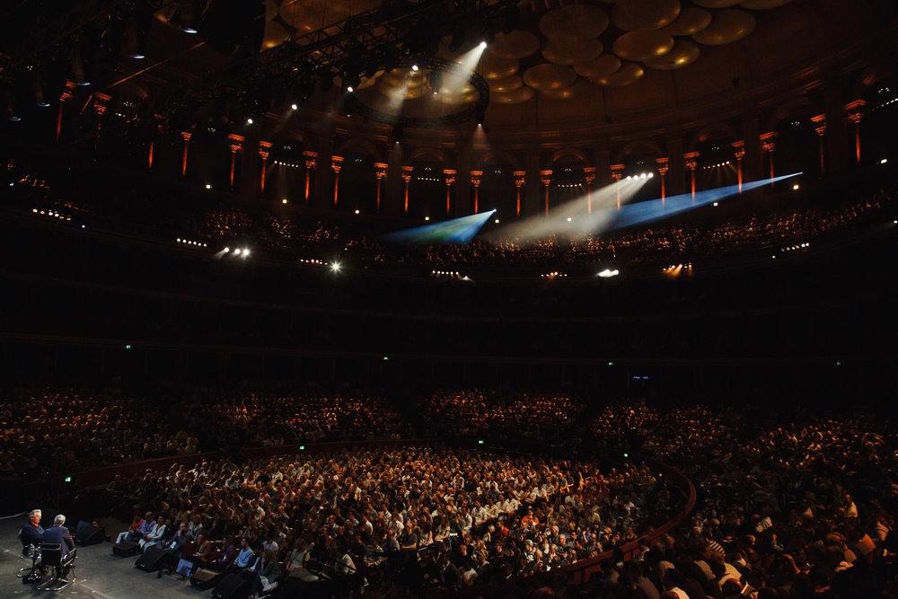 Royal Albert Hall | Main Session
